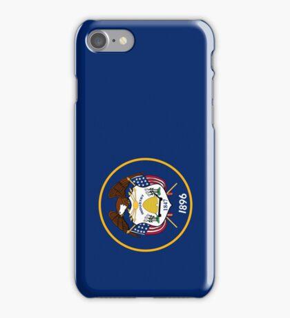 Smartphone Case - State Flag of Utah XI iPhone Case/Skin