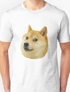 shibe doge face T-Shirt