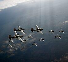 Boston raiders by Gary Eason + Flight Artworks