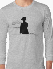 No Supper Long Sleeve T-Shirt