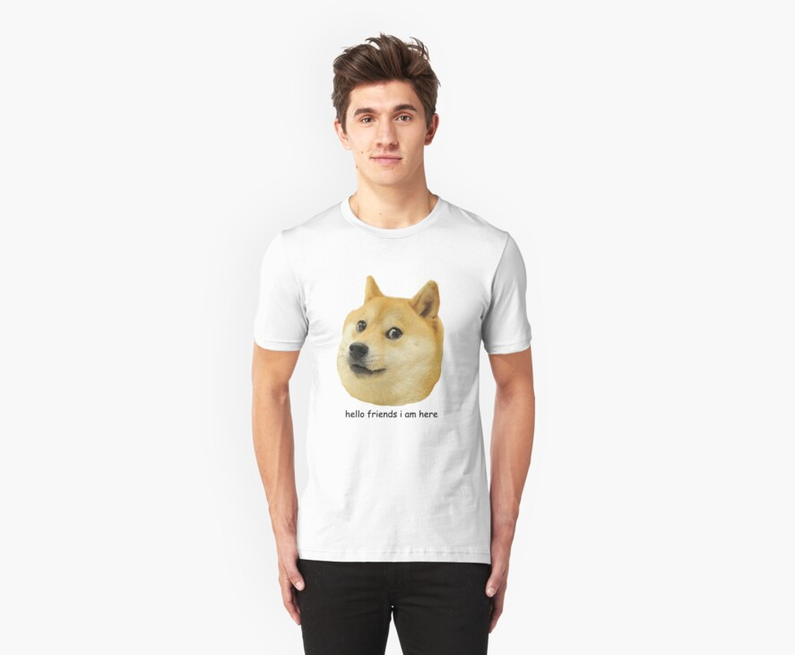 hello friends i am here shibe doge by catfantastic