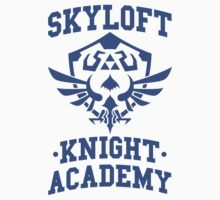 Skyloft Knight Academy by Look Human