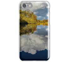 Cloudy Waters iPhone Case/Skin