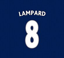 Chelsea - Lampard (8) by Thomas Stock