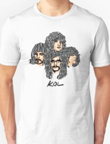 Kings of Leon Unisex T-Shirt