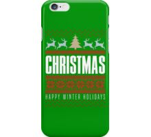 Christmas iPhone Case/Skin