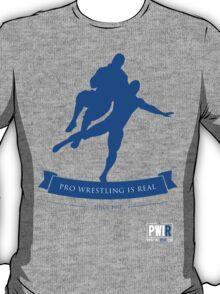 Pro Wrestling Is Real- Hitting Rock Bottom Alt T-Shirt