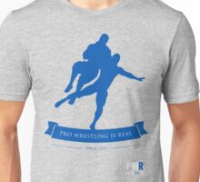 Pro Wrestling Is Real- Hitting Rock Bottom Alt Unisex T-Shirt