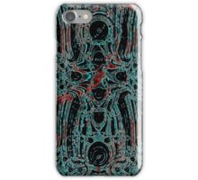 Post-historical Rock Art iPhone Case/Skin
