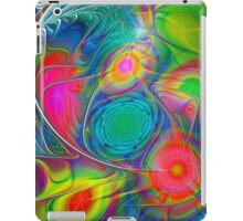 Psychedelic Colors iPad Case/Skin