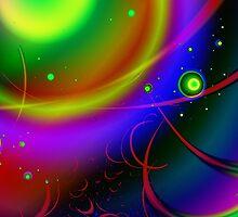Rainbow Halo by Anastasiya Malakhova