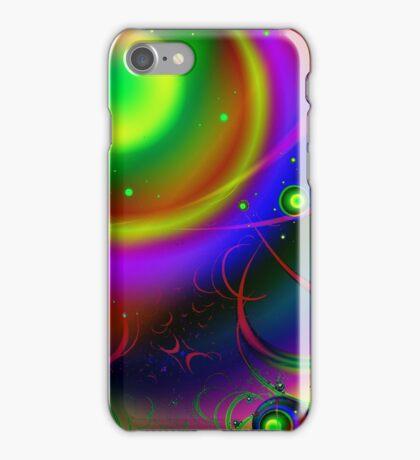 Rainbow Halo iPhone Case/Skin