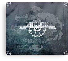 Order of the White Lotus Metal Print