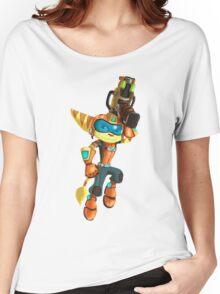 Q-Force Ratchet Women's Relaxed Fit T-Shirt