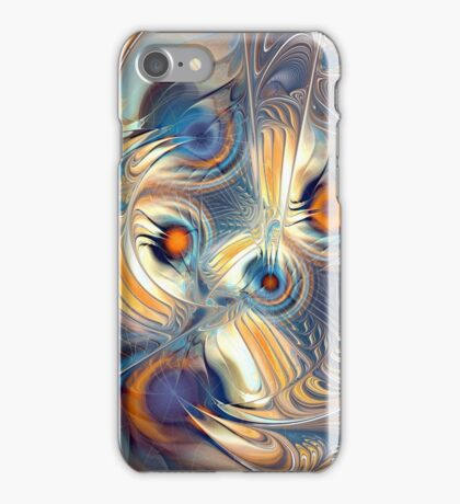 Random Thoughts iPhone Case/Skin