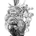 The Junk Lady by Matthew Hennen