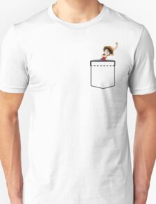 Pocket Luffy T-Shirt