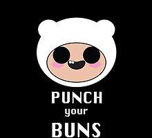 Adventure time FINN by PinkPrincess