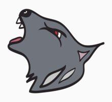 Wolf Baby Tee
