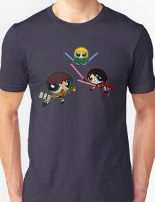 Powerpuff no Kyojin T-Shirt