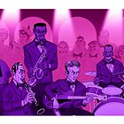 Jazz Musicians by Matthew Hennen