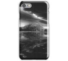 bw lpond iPhone Case/Skin
