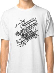 TC24-B1 Exploded View Classic T-Shirt