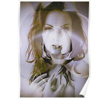 6522s Orchid Queen Poster