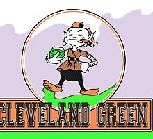 Cleveland Green by mouseman