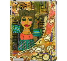 The Angel of Fond Memories iPad Case/Skin