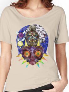 Zelda Majoras Mask Glass Women's Relaxed Fit T-Shirt