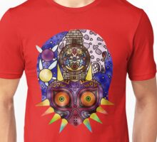 Zelda Majoras Mask Glass Unisex T-Shirt