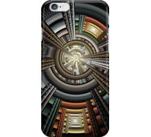 Space Station iPhone Case/Skin