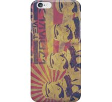 Obey the Imperial iPhone Case/Skin