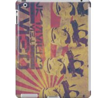 Obey the Imperial iPad Case/Skin
