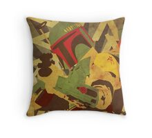 Any Means Necessary Throw Pillow