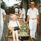 1980s Toboggan ride  by Woodie