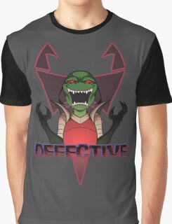 Defective Graphic T-Shirt