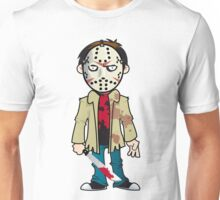 Jason Friday the 13th Unisex T-Shirt