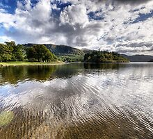 Derwentwater by Mike Church