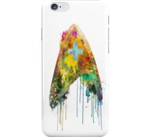 Star Trek Medical Ensignia iPhone Case/Skin