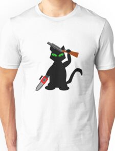 Kitty of Darkness Unisex T-Shirt
