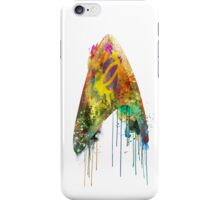 Star Trek Science Ensignia iPhone Case/Skin