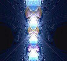 Staff of Light by Anastasiya Malakhova