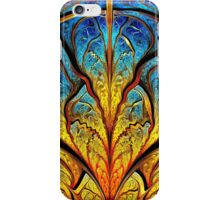 Stained Glass Expression iPhone Case/Skin
