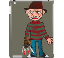 Freddy from your nightmares iPad Case/Skin