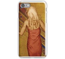 Little Red Dress iPhone Case/Skin