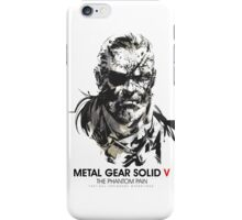 Metal gear Solid V iPhone Case/Skin