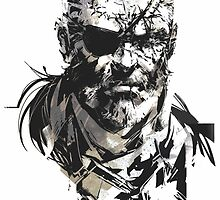 Metal gear Solid V by upcs