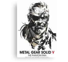Metal gear Solid V Canvas Print